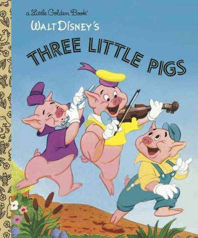 Three Little Pigs (Hardcover)