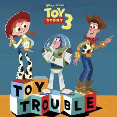 Toy Trouble (Paperback)