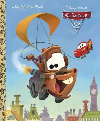 Cars 2 (Hardcover)