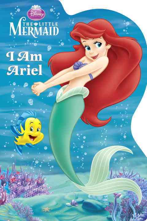 I Am Ariel (Board book)