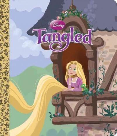 Tangled (Board book)