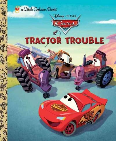 Tractor Trouble (Hardcover)