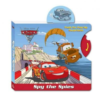 Spy the Spies (Board book)