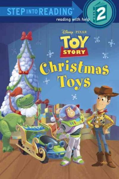 Christmas Toys (Paperback)