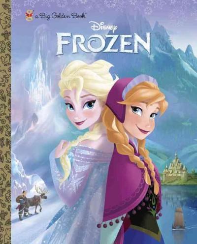 Disney Frozen (Hardcover)