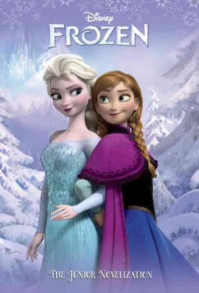 Frozen: Junior Novelization (Paperback)