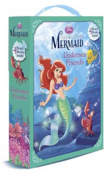 Undersea Friends (Board book)