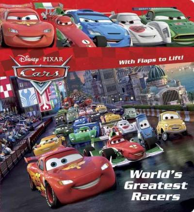 World's Greatest Racers (Board book)