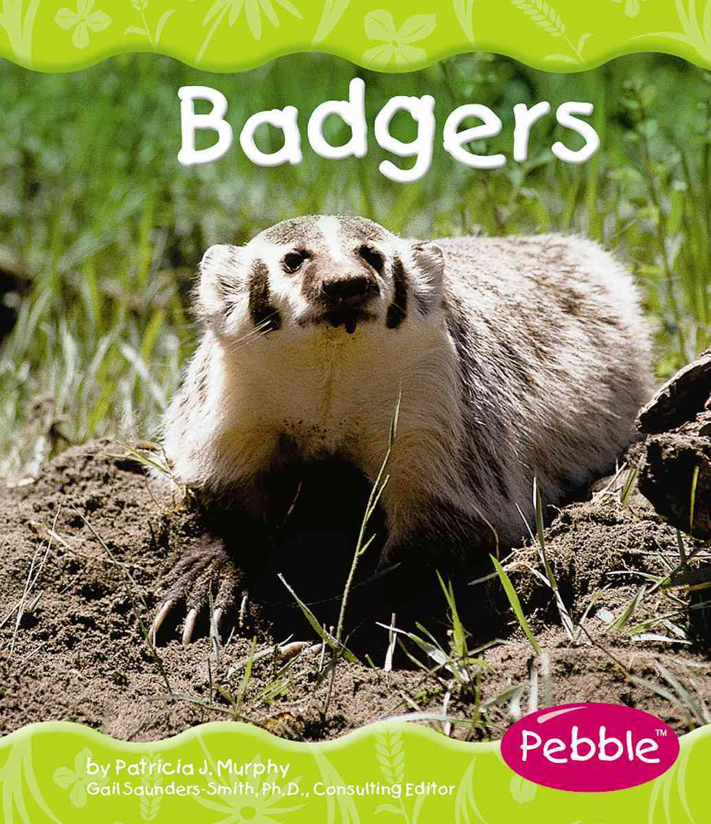 Badgers (Hardcover)
