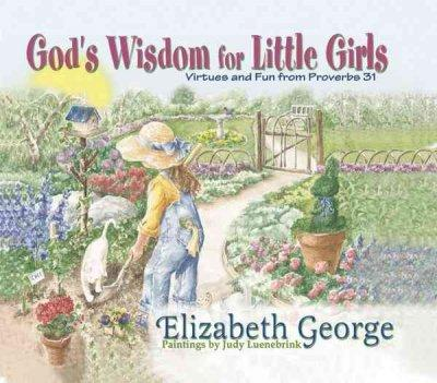 God's Wisdom for Little Girls (Hardcover)