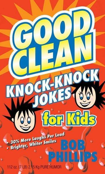 Good Clean Knock-knock Jokes for Kids (Paperback)