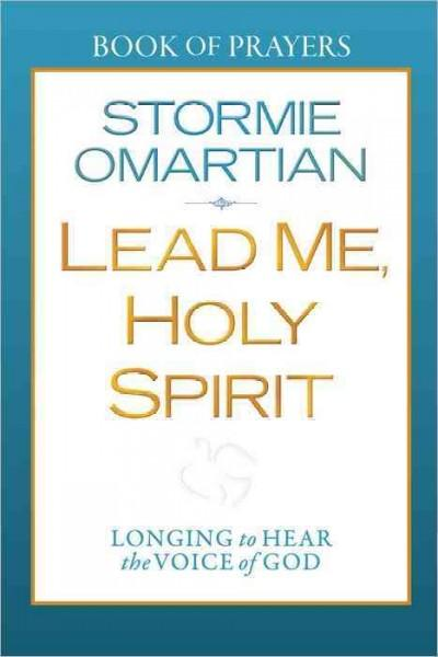 Lead Me, Holy Spirit Book of Prayers (Paperback)
