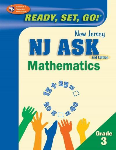 Nj Ask Mathematics (Paperback)