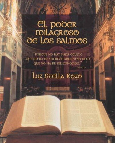 El Poder Milagroso De Los Salmos (Paperback)