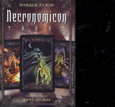 Necronomicon Tarot (Cards)