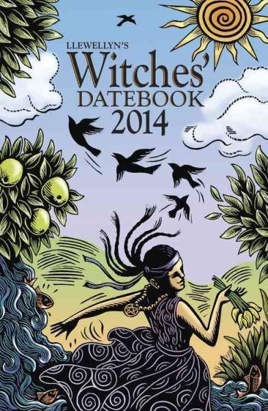 Llewellyn's Witches Datebook 2014 (Calendar)
