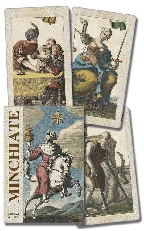 Minchiate: Firenze, Secolo XVIII (Cards)