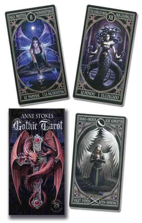 Anne Stokes Gothic Tarot (Cards)
