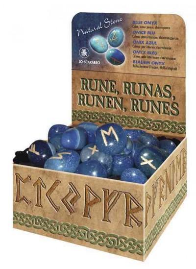 Blue Onyx Runes (Toy)