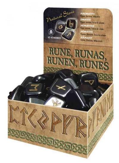 Hematite Runes (General merchandise)