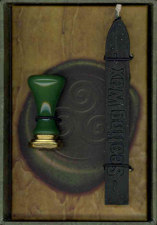 Celtic Seal and Sealing Wax (Hardcover)