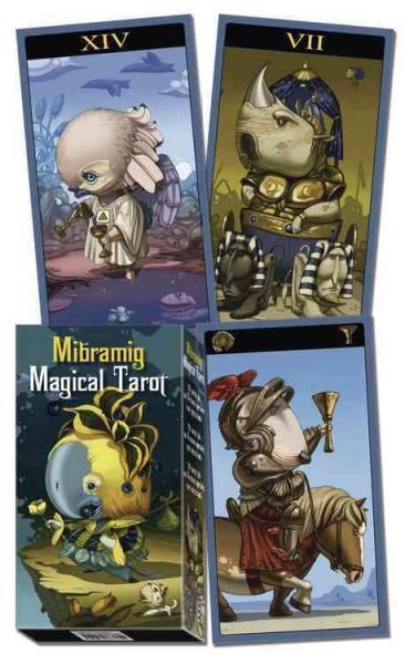 Mibramig Magical Tarot (Cards)