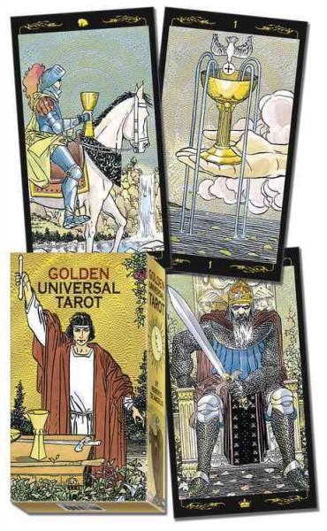 Golden Universal Tarot (Cards)