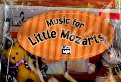 Music for Little Mozarts Deluxe Starter Kit