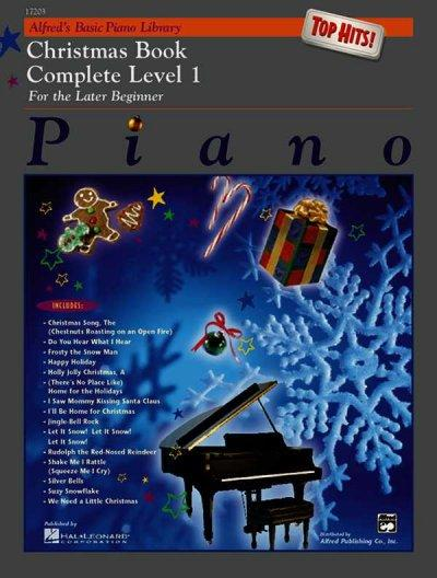 Christmas Book Complete Level 1: Top Hits! (Paperback)