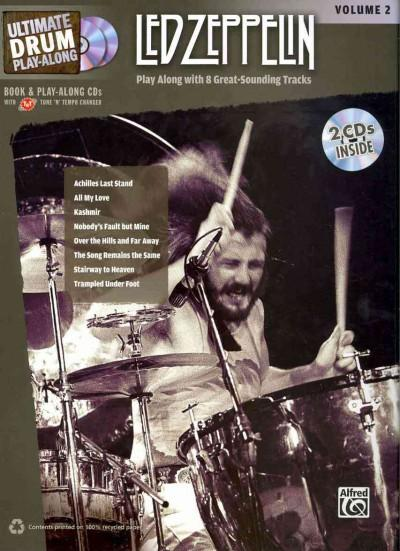 Led Zeppelin: Ultimate Drum Play-Along