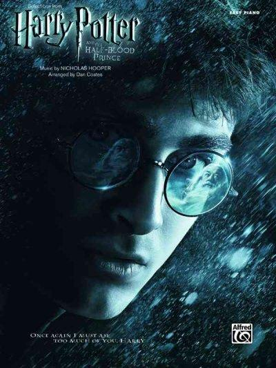 Selections from Harry Potter and the Half-Blood Prince: Easy Piano (Paperback)