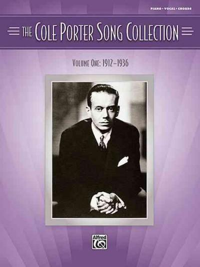 The Cole Porter Song Collection, Vol 1: 1912-1936 (Piano/vocal/chords) (Paperback)