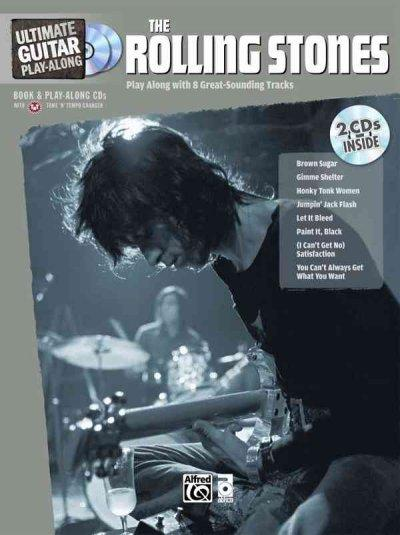 Ultimate Guitar Play-along Rolling Stones: Authentic Guitar Tab