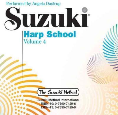 Suzuki Harp School (CD-Audio)