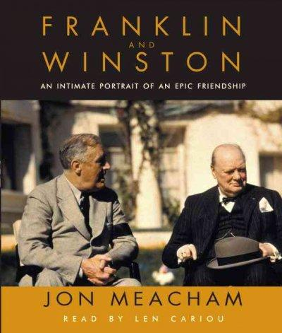 Franklin and Winston: An Intimate Portrait of an Epic Friendship (CD-Audio)
