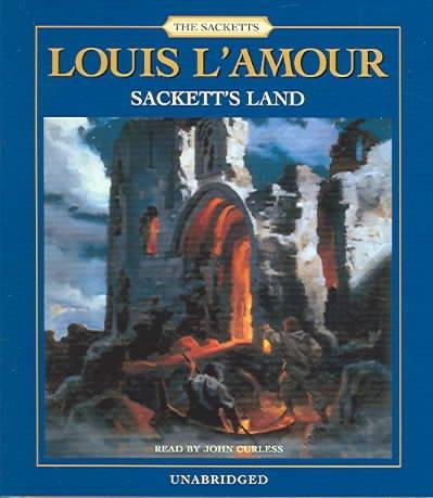 Sackett's Land (CD-Audio)