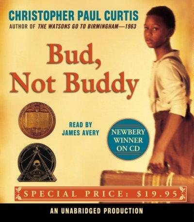 Bud, Not Buddy (CD-Audio)