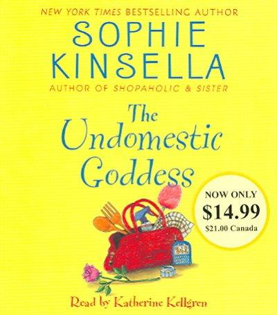 The Undomestic Goddess (CD-Audio)