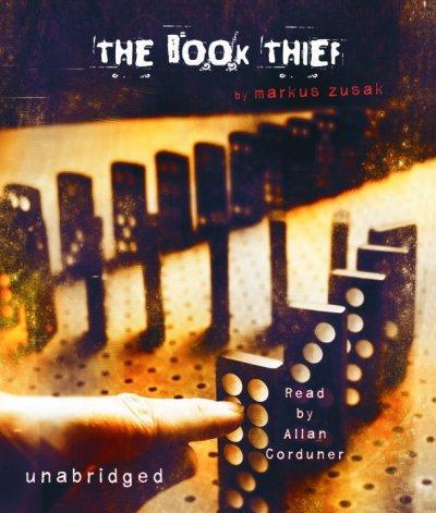 The Book Thief (CD-Audio)