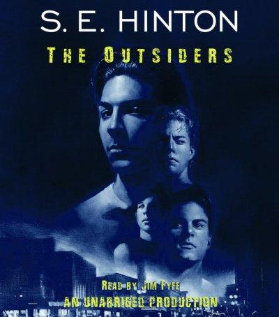 The Outsiders (CD-Audio)