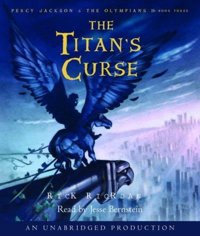 The Titan's Curse (CD-Audio)