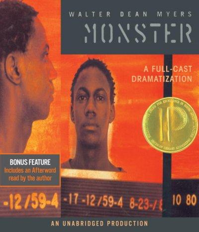 Monster (CD-Audio)