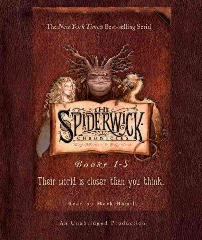The Spiderwick Chronicles (CD-Audio) - Thumbnail 0