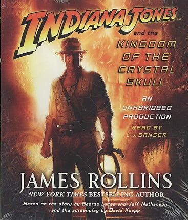 Indiana Jones and the Kingdom of the Crystal Skull (Audio, CD)