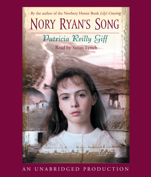 Nory Ryan's Song (CD-Audio)