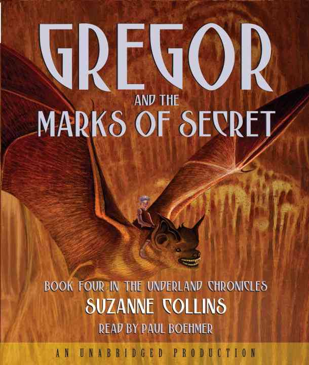 Gregor and the Marks of Secret (CD-Audio)