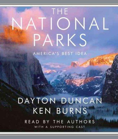The National Parks: America's Best Idea (CD-Audio)
