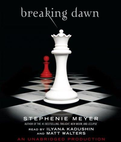 Breaking Dawn (CD-Audio)