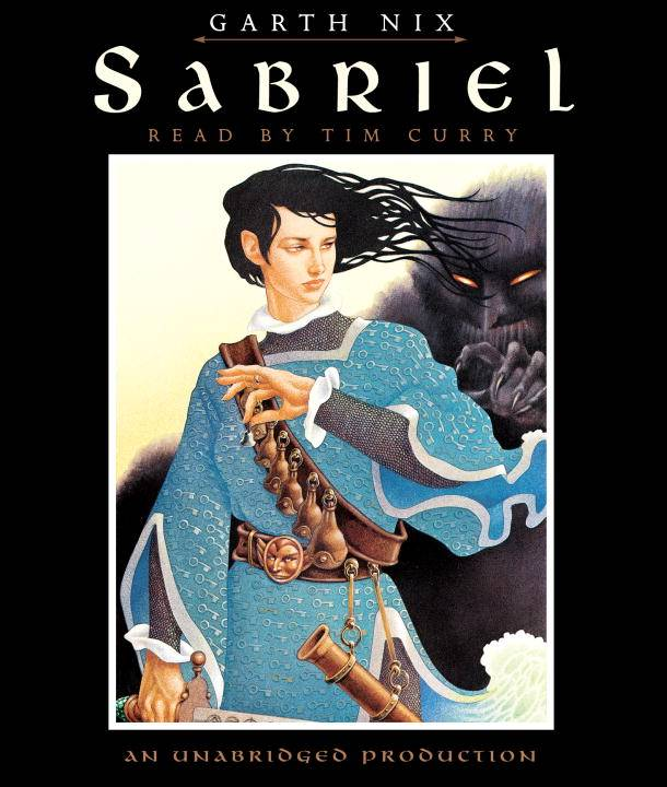 Sabriel (CD-Audio)