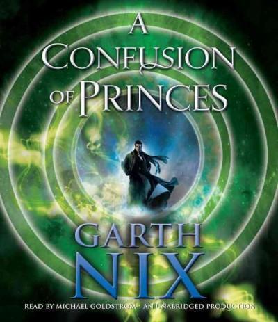 A Confusion of Princes (CD-Audio)